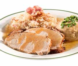 Schweinsbraten/ Pork roast